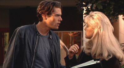 """Bobby y Laura en """"Twin Peaks: Fuego Camina Conmigo"""" (""""Twin Peaks:Fire Walk With Me"""", 1992)"""