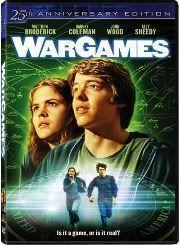 Caratula de Juegos de Guerra 25 Aniversario