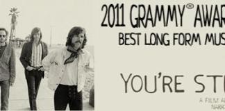 """En la 53ª edición de los Grammy, el documental """"When You´re are Strange"""" de Tom Dicillo se llevó el galardón al mejor vídeo musical largo."""