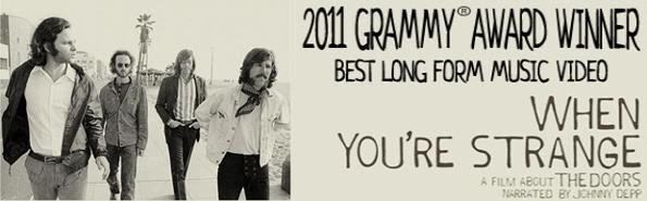 En la 53ª edición de los Grammy, el documental