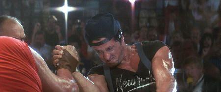 """Sylvester Stallone en """"Yo, el Halcón"""" (""""Over the Top"""", 1987)"""