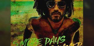 """Lenny Kravitz: """"5 More Days Til Summer"""" audio video"""