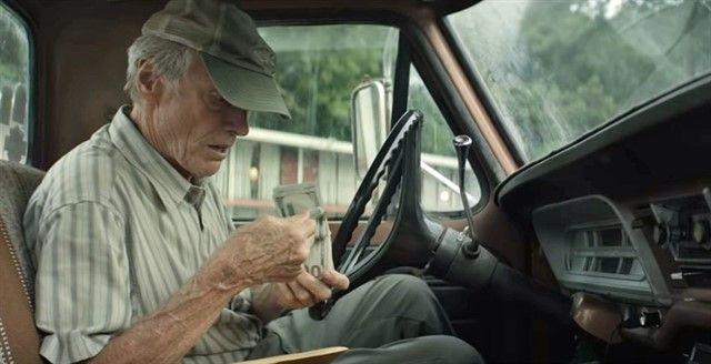 """""""Mula"""" (""""The Mule""""). Clint Eastwood, 2018"""
