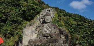 Buda de Nokogiri: el Buda más grande y oculto de Japón