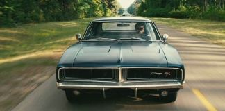 "Dodge Charger 1969 en ""Furia Ciega"" (""Drive Angry"", 2011)"