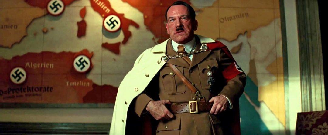 Un ridículo Hitler en