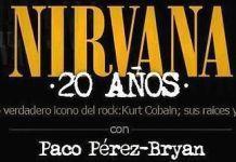 Maratón de radio NIRVANA 20 años. Rock FM