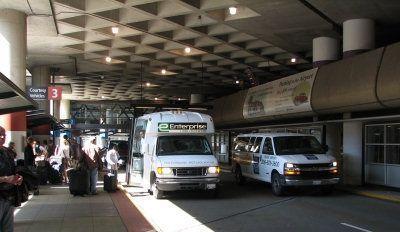 Servicios de transporte desde el aeropuerto de Seattle