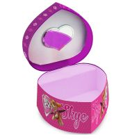 Paw Patrol Jewellery box - Heart shaped - Javoli Disney ...