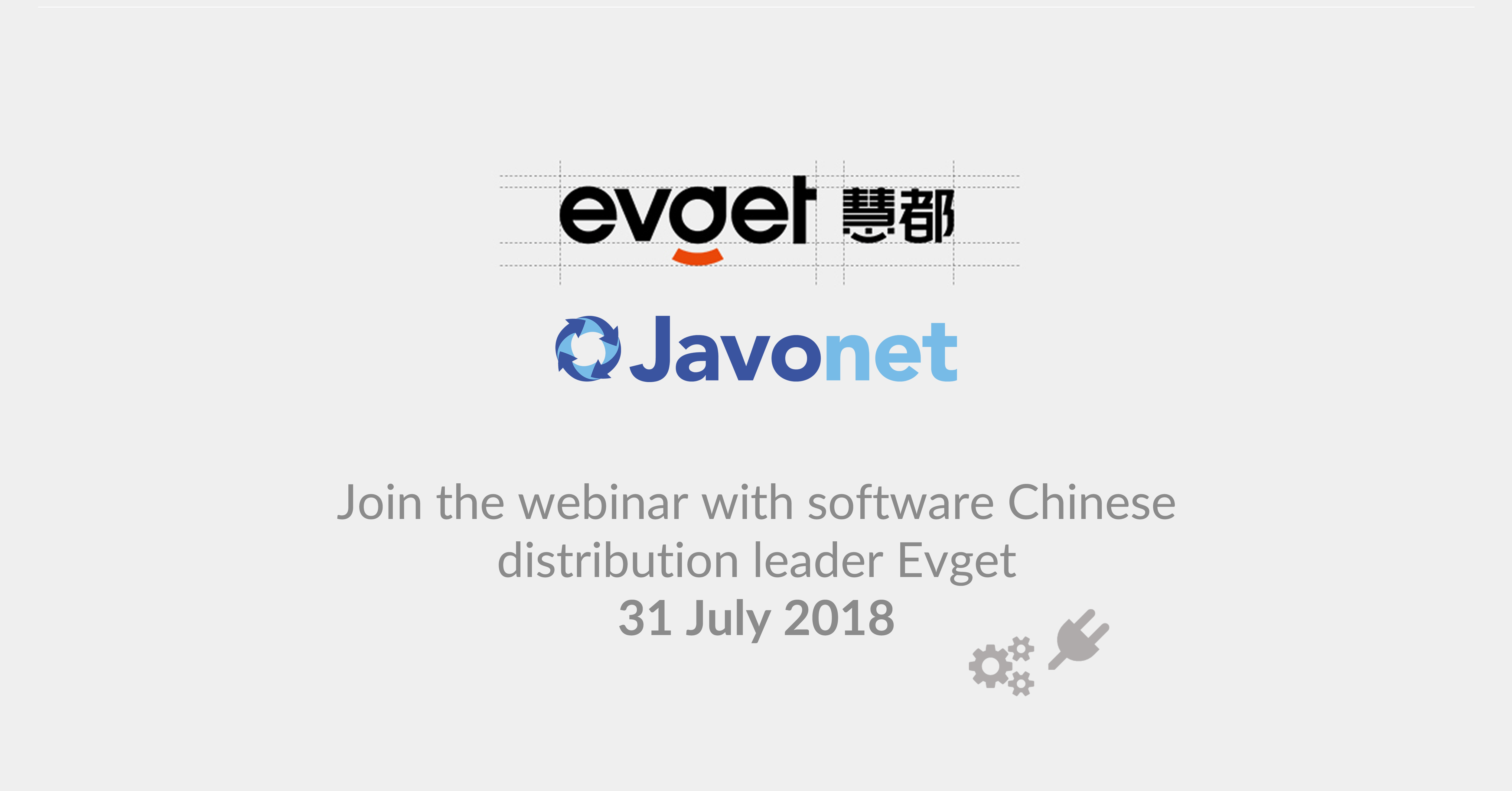 Join the Javonet webinar with Evget the leading Chinese