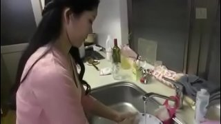 Delicious Stepmom is fucked by her husband's son In Kitchen, Jav Porn SEE Complete Video Link…http://bit.ly/2K9Xjc6