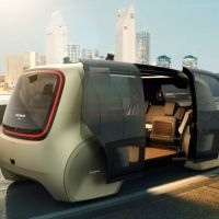 فولكسفاجن VW تعلن عن نموذج لسيارات المستقبل - فيديو