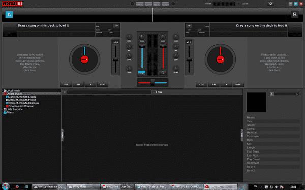 download virtual DJ terbaru
