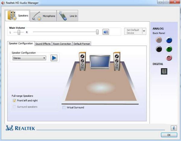 Download Realtek High Definition Audio Drivers
