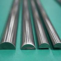 Stainless Steel Half Round Bar - Jaway Steel