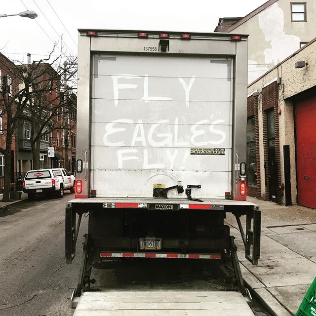 Around #jawnville #philly #flyeaglesfly #southphilly