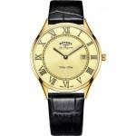 Rotary Watch Ultra Slim Mens
