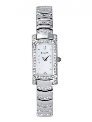 Bulova Ladies Diamond Watch