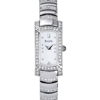 Bulova Ladies Mop Dial Watch