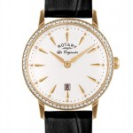 Rotary Swiss Made Kensington Quartz Ladies Watch