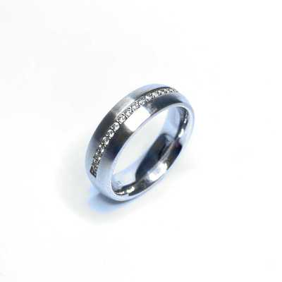 Second Hand 18ct White Gold Diamond Ring