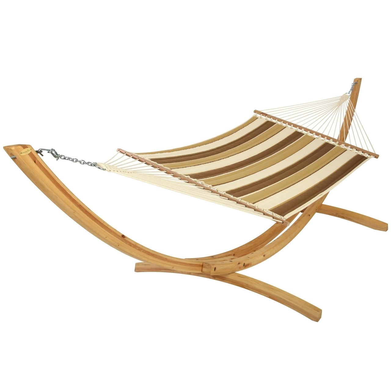 quilted hammock striped pattern