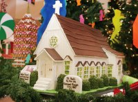 1000+ images about Gingerbread - Churches, Cathedrals ...