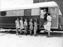Mobile Tooth Booth