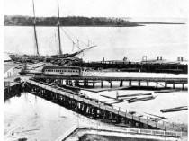 Wooden Sailing Ships