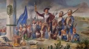 Ribault Mural