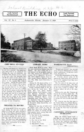 The Echo 1929