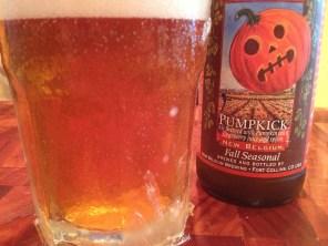Pumpkick Fall Seasonal