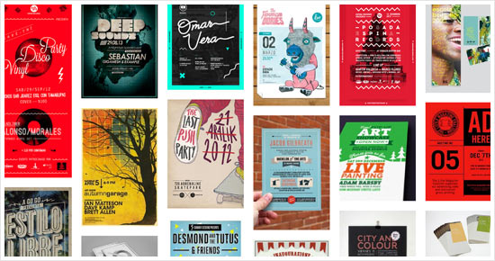4 Sites For Your Flyer Design Inspiration Fix – Jayhan