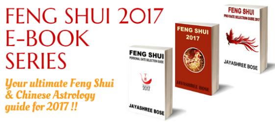 Feng Shui 2017 E-Book Series