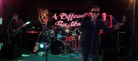 a different band