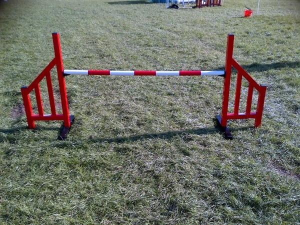 Aluminium Competition Hurdle