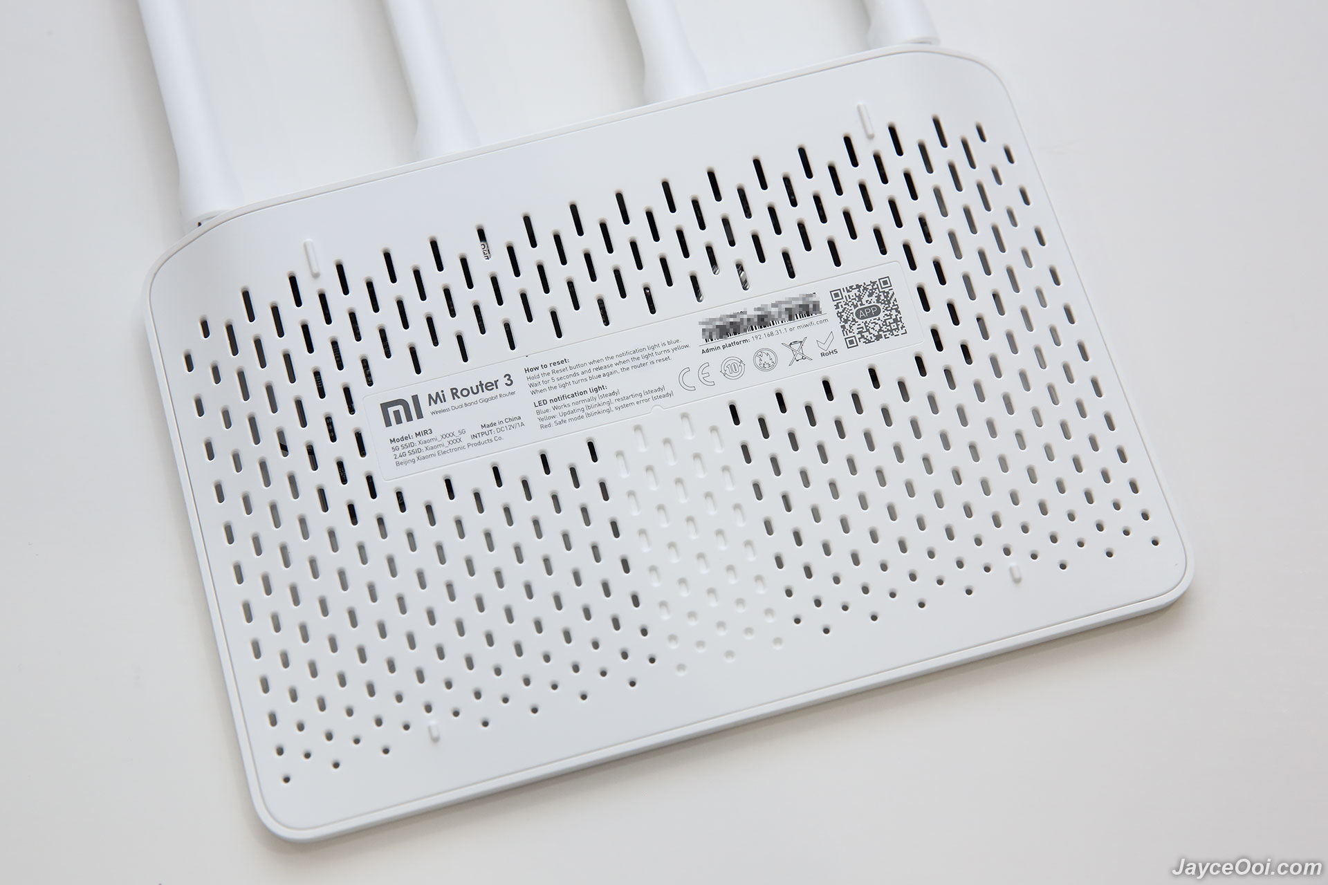 Xiaomi Wifi Router 3 Review