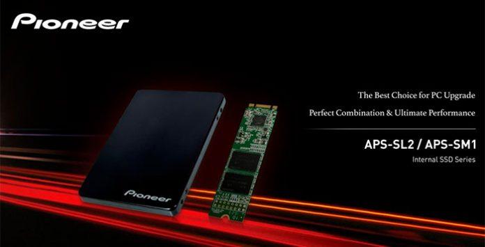 Meet Pioneer APS SL2 Amp APS SM1 SSD