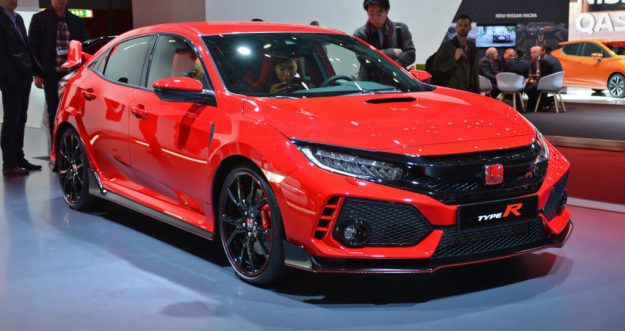 2018 Honda Civic Type R1