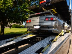 Hauling JDM Cars To Show Auto Towing Transport