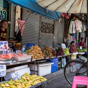 Mahachai Town & Market, Thailand