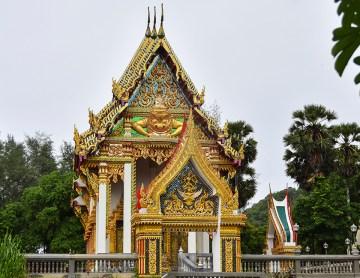 Buddhist Temple - Wat Nai Harn - Phuket