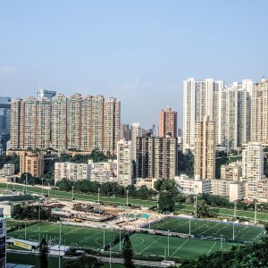 Hong Kong Jockey Club & Happy Valley Clubhouse