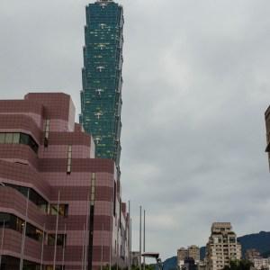 Taipei 101 Building - Taipei, Taiwan