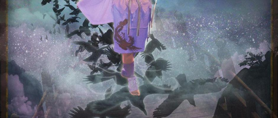ZHINU - The Fairy of magpie Bridge - by Jayel Draco