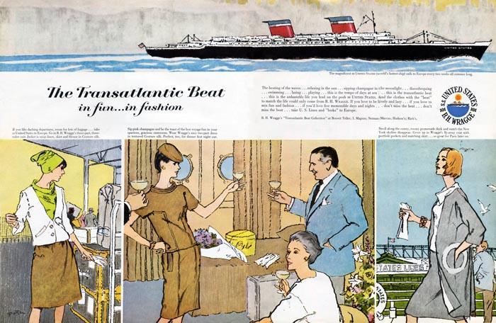 Transatlantic Beat 01 - Illustration by Jack Potter