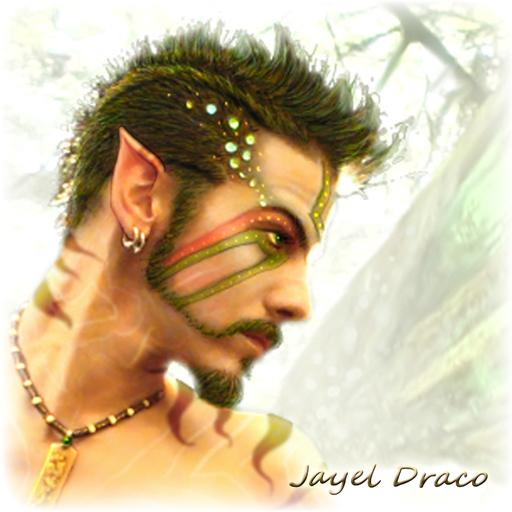 Jayel Draco – Online Portfolio – Site Image