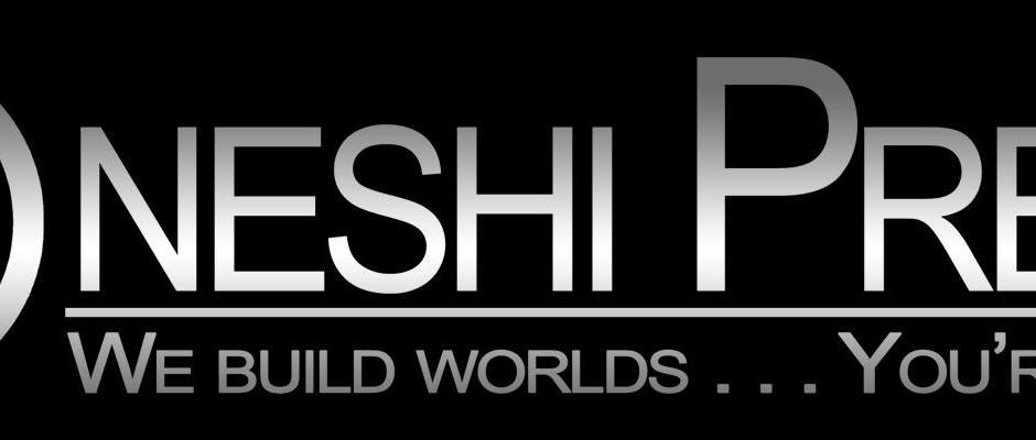 Oneshi Press - Logo Banner