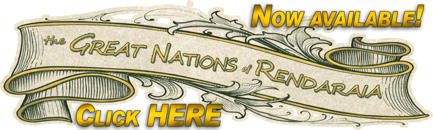 Children of Gaia - The great nations of Rendaraia - now available