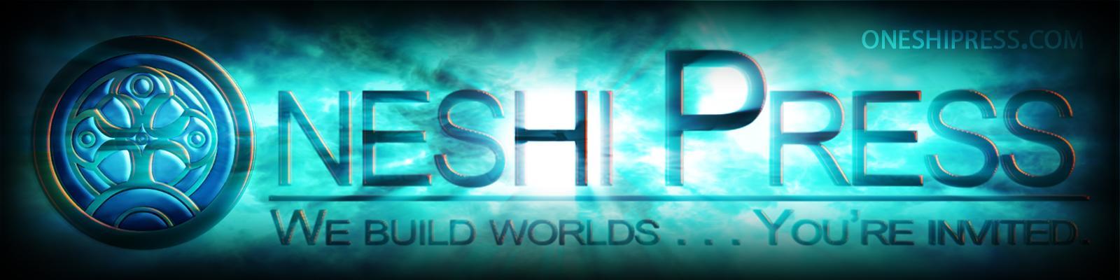 Oneshi Press - Cosmic Banner